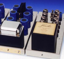 Jadis JA200 monoblock power amplifiers